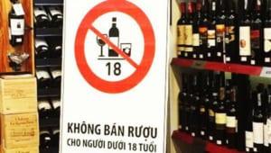 Quy định pháp luật về bán lẻ rượu có độ cồn từ 5,5 độ trở lên theo quy định mới nhất