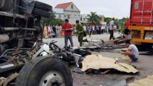 Quy định pháp luật về giải quyết vụ tai nạn giao thông