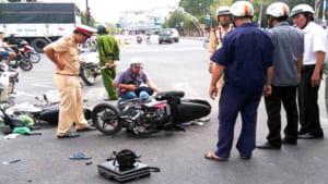 Xem xét kết quả điều tra, xác minh, giải quyết vụ tai nạn giao thông